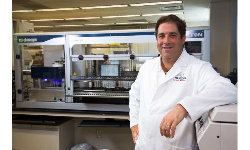 New Rutgers saliva test for coronavirus gets FDA approval