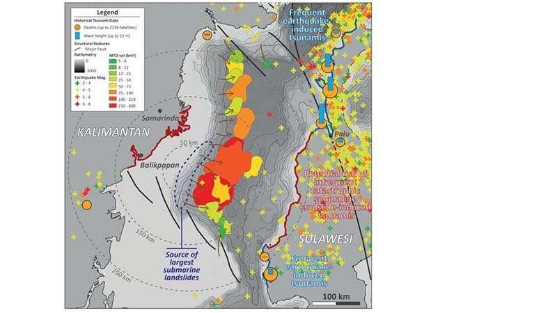 News New tsunami risk identified in Indonesia                                         23 Apr 2020