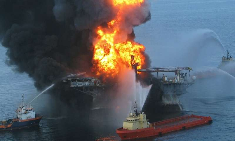 New study shows deepwater horizon oil spill larger than previously thought