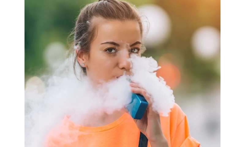 N.J. lawmakers pass bill to ban flavored vaping products