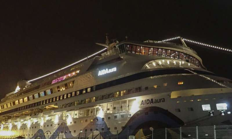 Norway clears cruise passengers after 2 tested for virus