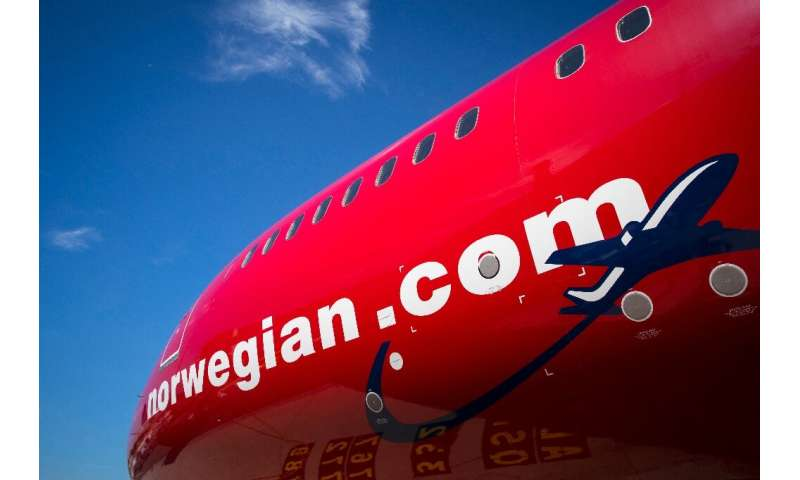 Norwegian Air takes is taking to the skies again