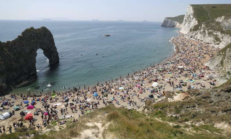 No surprise: UK records sunniest month on record in May