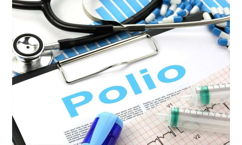 No time to be complacent about polio in Australia