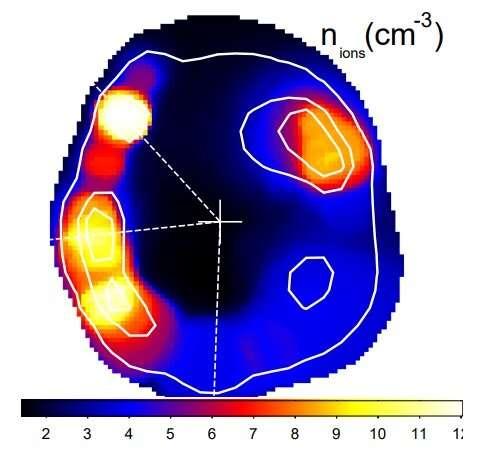 Novel method used to investigate supernova remnant DEM L71