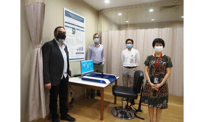 NTU spin-off ARTICARES launches portable arm rehabilitation device