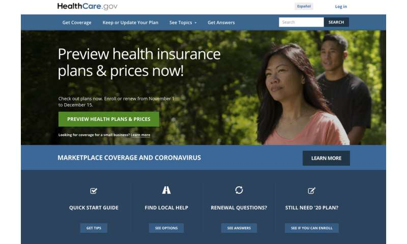'Obamacare' enrollment rising as COVID-19 pandemic deepens thumbnail