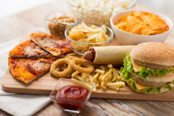 Obesity not related to how close you live to fast food or gyms
