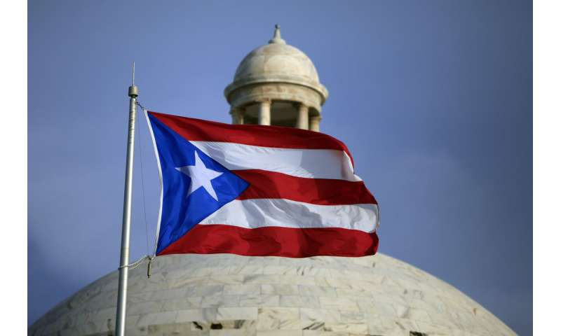 Official: Puerto Rico govt loses $2.6M in phishing scam