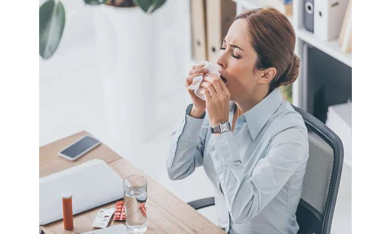 One in 10 workers could be exposed to coronavirus weekly at work
