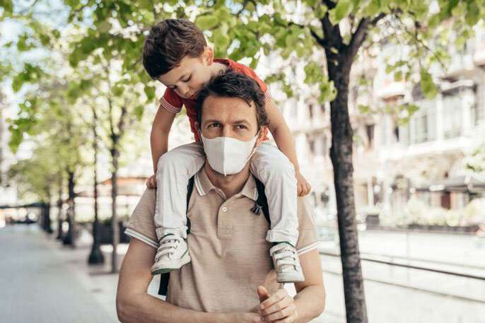 One more reason to wear a mask: You'll get less sick from COVID-19