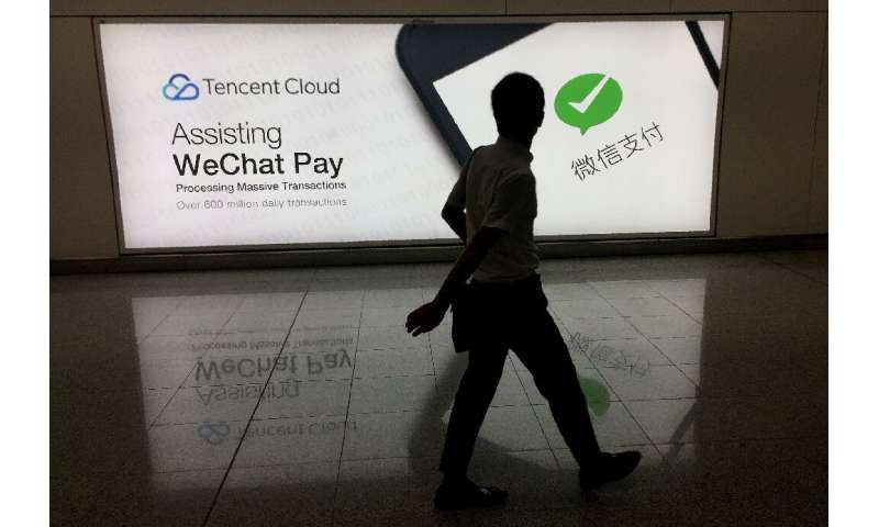 One of the most popular apps in China, WeChat is a social network which includes digital payments and is used by people who trav