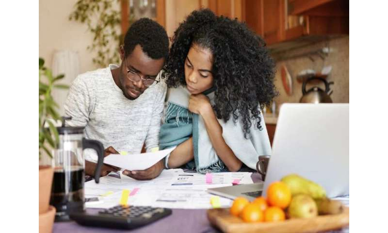 One-third of U.S. families struggling to meet basic needs