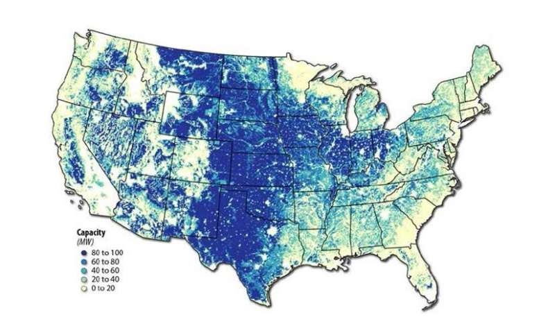 Open-source renewable energy potential (reV) model offers endless potential