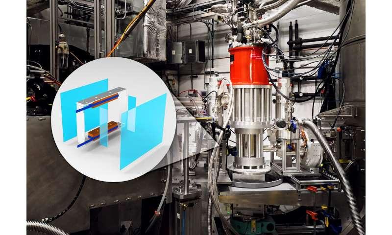 ORNL neutrons add advanced polarization capability for measuring magnetic materials