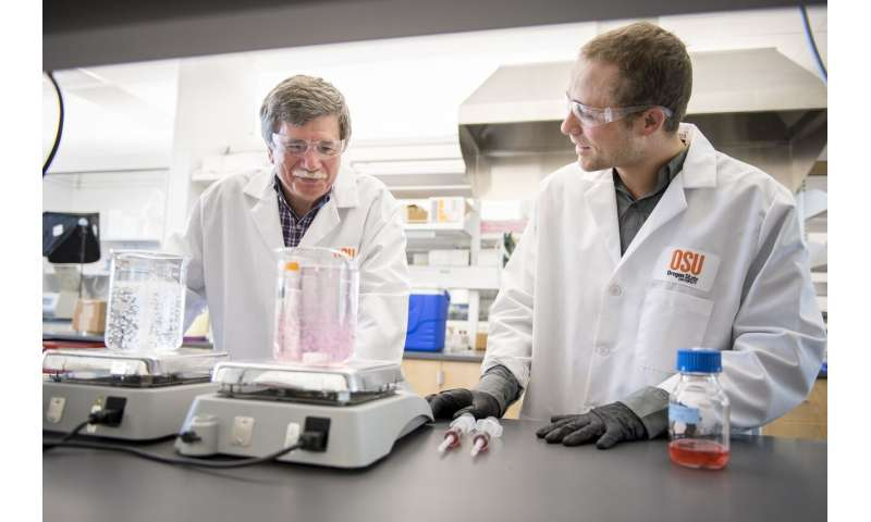 OSU research paves way to improved cleanup of contaminated groundwater