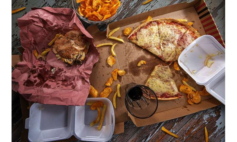Our ability to focus may falter after eating one meal high in saturated fat