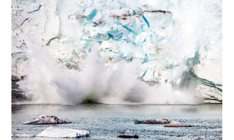 Over the last two decades, the world's ice sheets atop Greenland and Antarctica have become the single largest source of sea lev