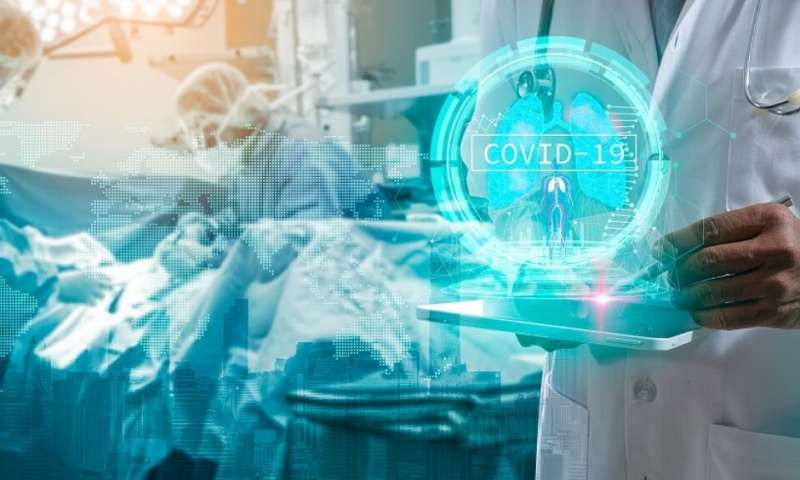 Oxford's OpenABM-Covid19 mathematical model helps to control the coronavirus epidemic