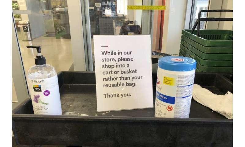 Pandemic deals blow to plastic bag bans, plastic reduction