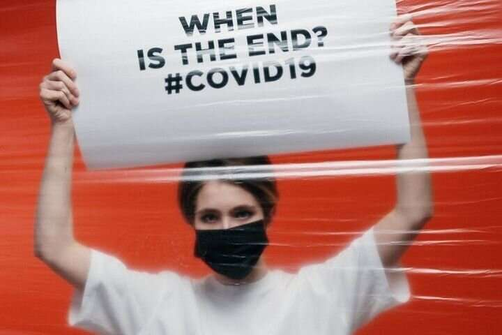 Pandemic sets off future wave of worsening mental health issues