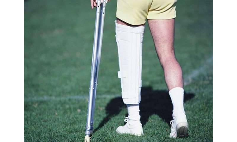 Pandemic silver lining: steep drop in kids' fractures