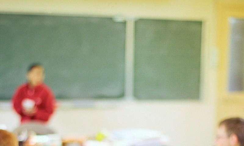Parental education level affects children's mental health