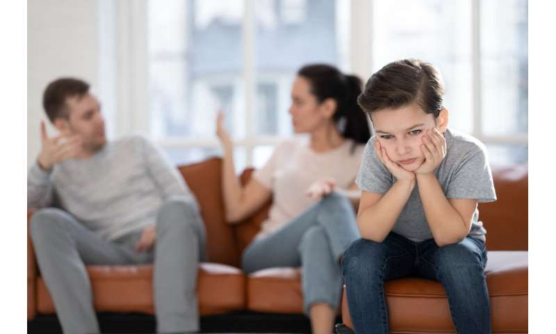 Parents' pandemic-induced stress can do long-term harm to children, says Baker Institute expert