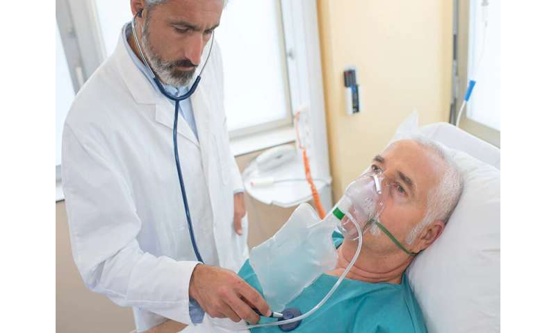 Patients aged 60 to 69 most often hospitalized with COVID-19