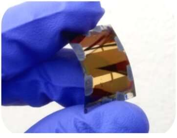 Perovskite photovoltaics on roll-to-roll coated ultra-thin glass as high-efficiency flexible power-generators for indoor