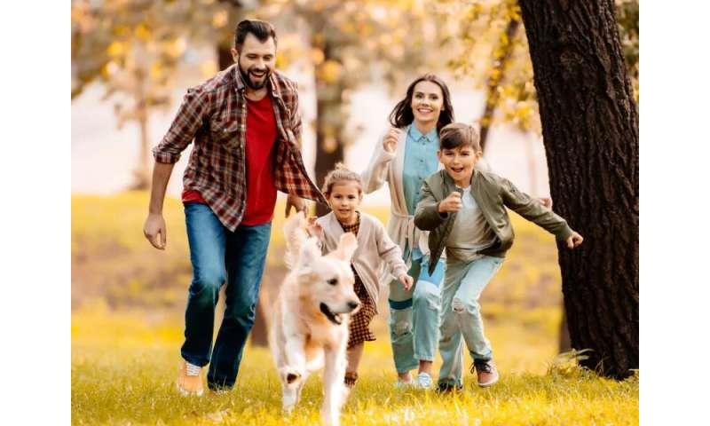 Pets: big pandemic stress reducers