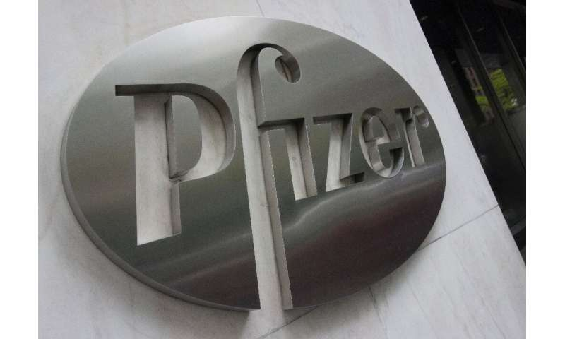 Pfizer said a completed study of its experimental Covid-19 vaccine showed it was 95 percent effective, higher than previously re