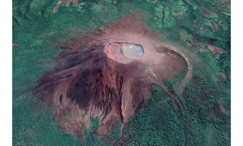 Photos may improve understanding of volcanic processes