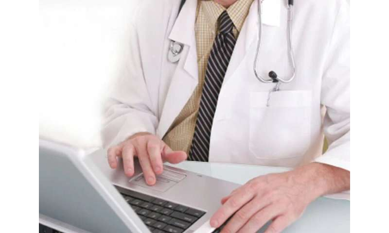 Physicians spend >16 minutes per encounter on EHR use