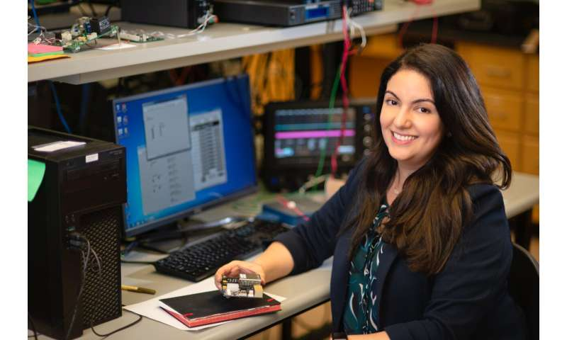 Physicist leading upgrade to ATLAS experiment