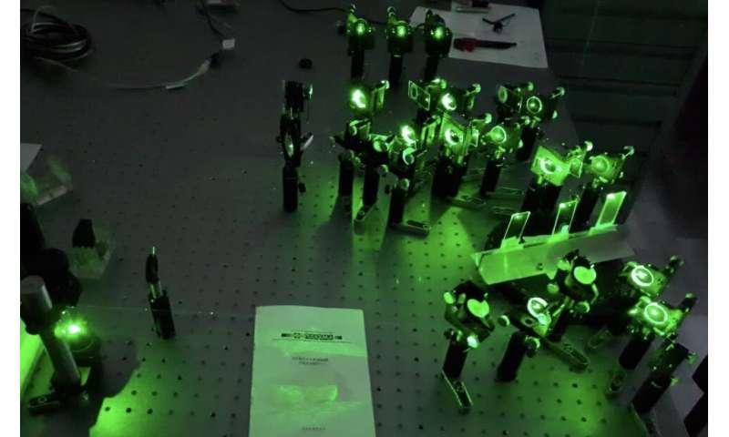 Physicists create quantum-inspired optical sensor