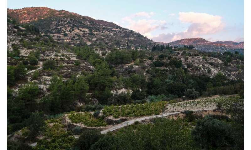 Planetologists and geologists arrived in Cyprus to test out the equipment in the Troodos mountains, which officials say has geol