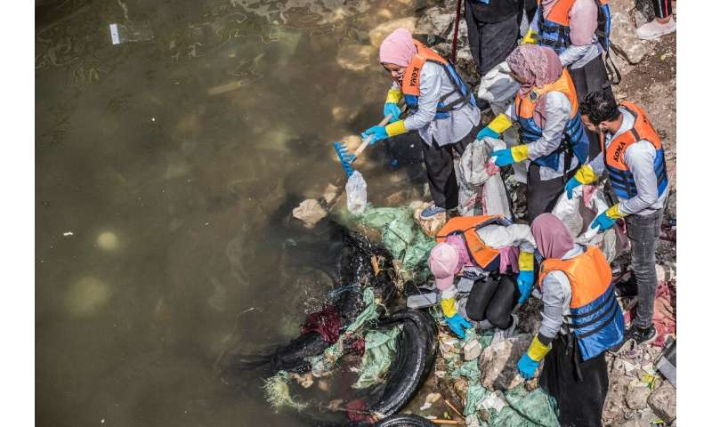 Plastic use has led to a pollution crisis