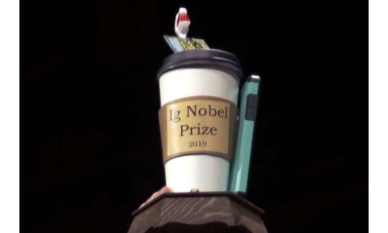Poop knives, arachnophobic entomologists win 2020 Ig Nobels