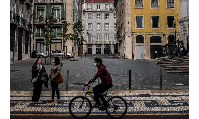 Portugal entered a state of emergency that will see curfews imposed on most of the population