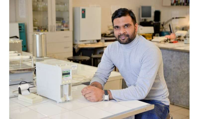Postdoc from India Creates Nanoemulsion to Improve Bread Quality