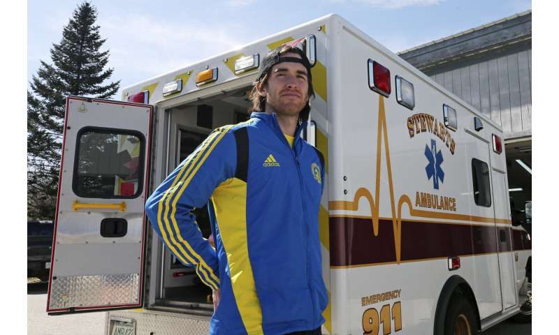 Post-pandemic PTSD? Lessons from a marathon bombing survivor