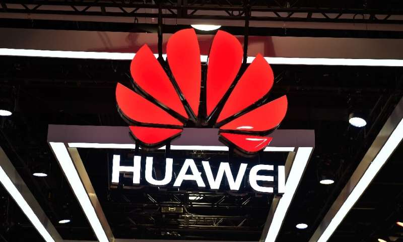 Privately-held Chinese technology giant Huawei said it received planning permission in Cambridge, eastern England, to erect a 50