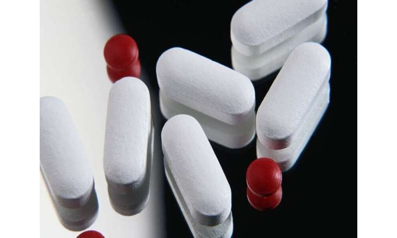 Production of two excedrin painkillers halted