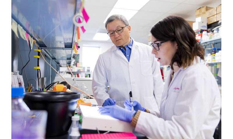 Professor moves closer to possible COVID-19 vaccine