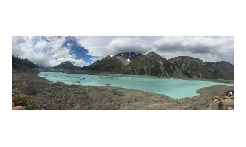 Proglacial lakes are accelerating glacier ice loss