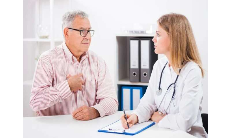 Prostate cancer trial participants overwhelmingly white