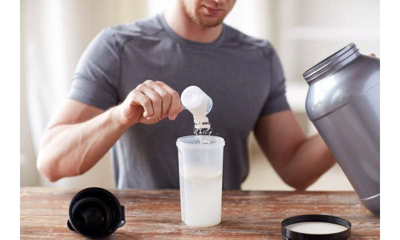 Protein powder, shake, and supplement: how much can our body actually use?