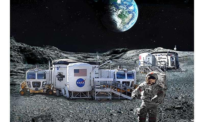Pursuing the future of lunar habitation