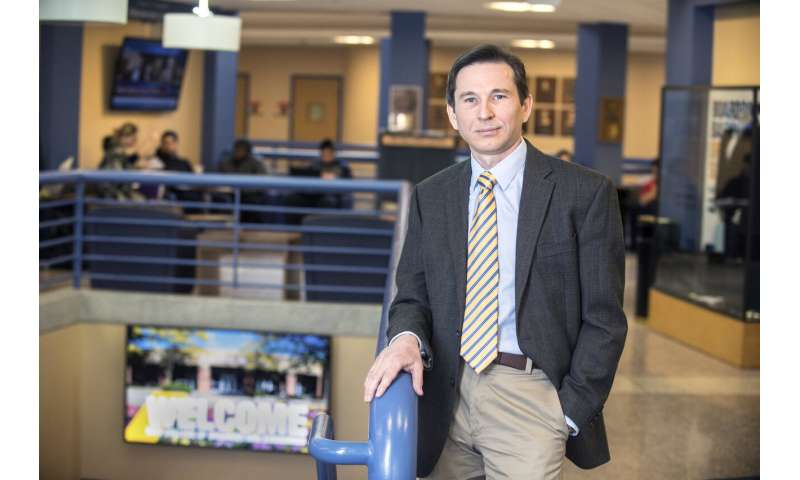 Putting stock into Twitter: Social media can influence returns, WVU finance professor says